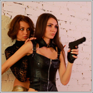 Bodyguard Job – Elena and Fiona