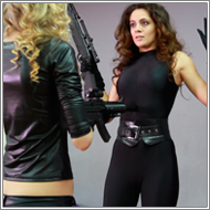 Prolonged Toygun Shooting – Vicky and Lexxi- HD