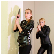 Prolonged Toygun Shooting – Stella and Laura – HD