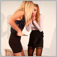 Toy attacks – Laura and Irene – HD