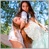Vacation Catfight – Danni vs Sabrina