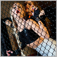 Cage fight – Jillian vs Ellen