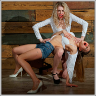 Slugging and Catfighting – Maya vs Vera