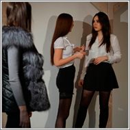 Bad Girls – Fiona vs Sabrina and Tess