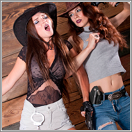 Struggling Cowgirls – Lexxi vs Tess